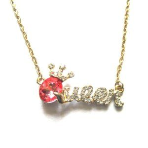 Queen Bling Necklace